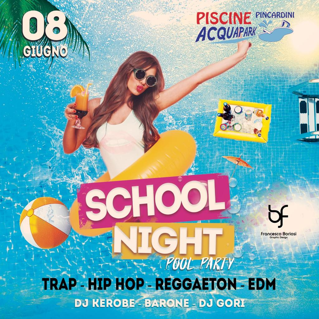 School-night La Discoteca