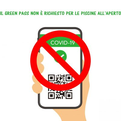 GreenPass-Piscina